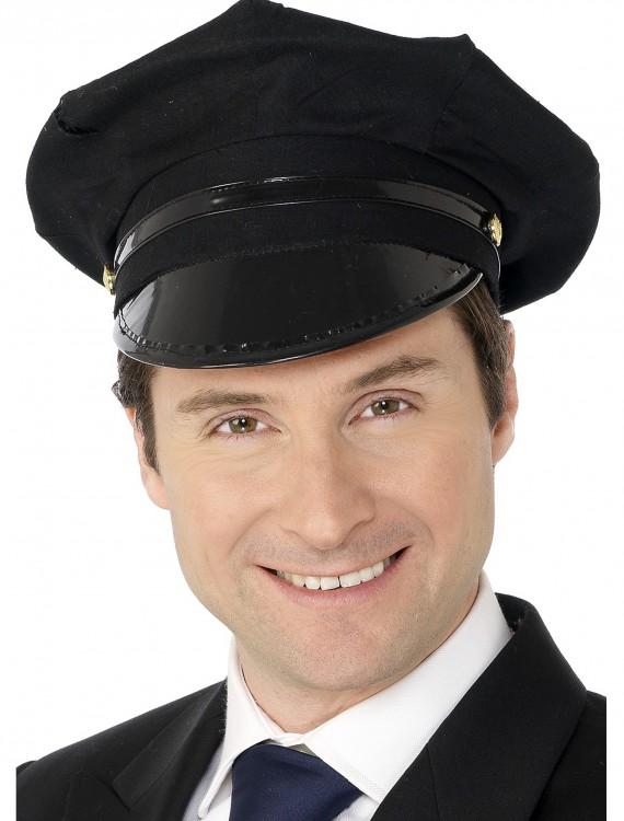 Adult Chauffeur Hat, halloween costume (Adult Chauffeur Hat)
