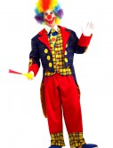 Adult Checkers the Clown Costume, halloween costume (Adult Checkers the Clown Costume)