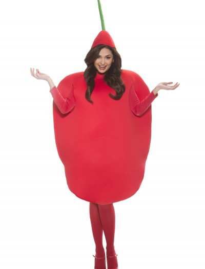 Adult Cherry Costume, halloween costume (Adult Cherry Costume)