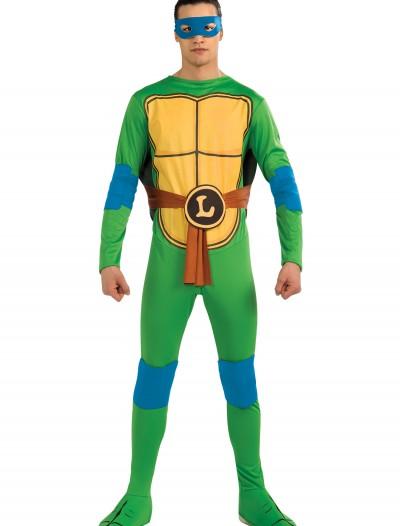 Adult Classic TMNT Leonardo Costume, halloween costume (Adult Classic TMNT Leonardo Costume)