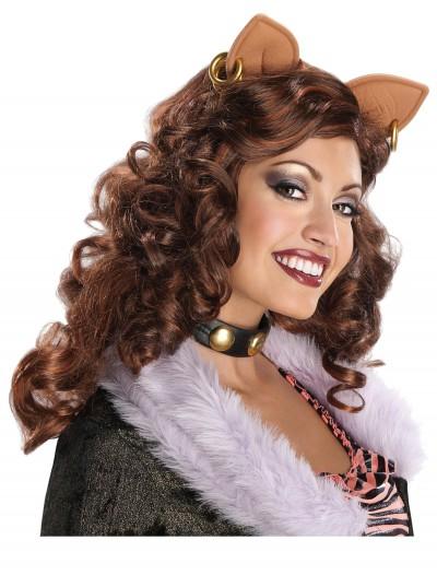 Adult Clawdeen Wig, halloween costume (Adult Clawdeen Wig)