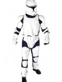 Adult Clone Trooper Deluxe - Episode II, halloween costume (Adult Clone Trooper Deluxe - Episode II)