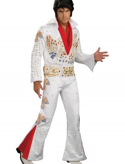 Adult Collector's Elvis Costume, halloween costume (Adult Collector's Elvis Costume)