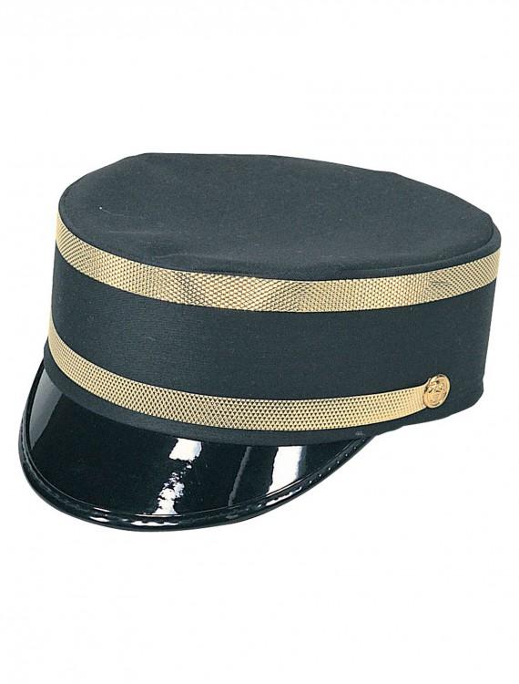 Adult Conductor's Cap, halloween costume (Adult Conductor's Cap)