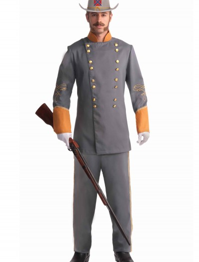 Adult Confederate Officer Costume, halloween costume (Adult Confederate Officer Costume)