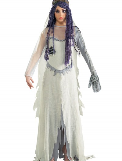 Adult Corpse Bride Costume, halloween costume (Adult Corpse Bride Costume)