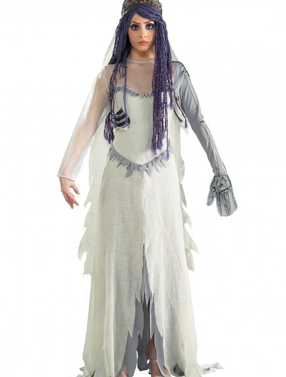 Adult Corpse Bride Costume, halloween costume (Adult Corpse Bride Costume)