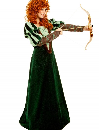 Adult Courageous Forest Princess Costume, halloween costume (Adult Courageous Forest Princess Costume)