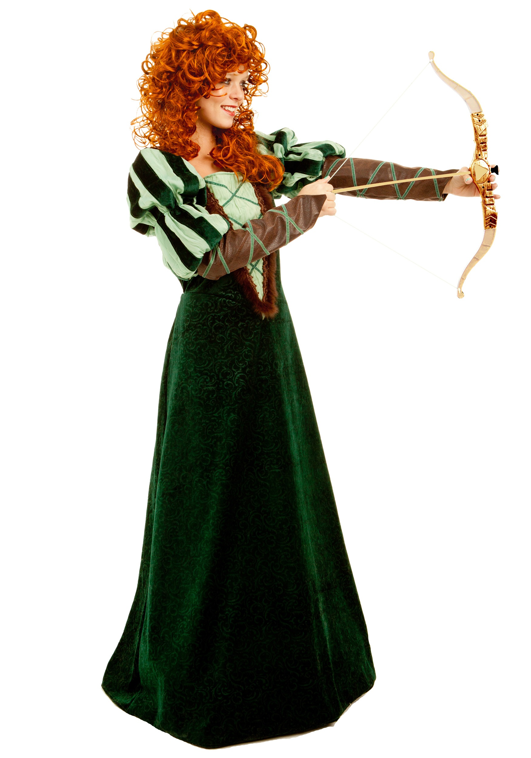 Adult courageous forest princess costume halloween costumes - Costume princesse disney adulte ...