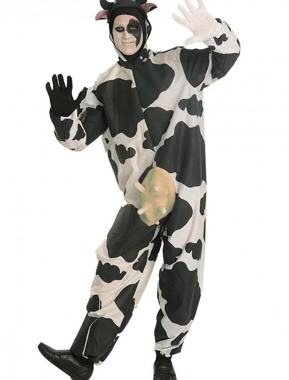 Adult Cow Costume, halloween costume (Adult Cow Costume)