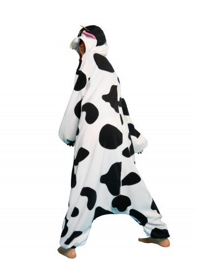 Adult Cow Pajama Costume, halloween costume (Adult Cow Pajama Costume)