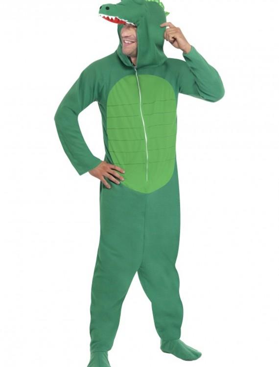Adult Crocodile Costume, halloween costume (Adult Crocodile Costume)