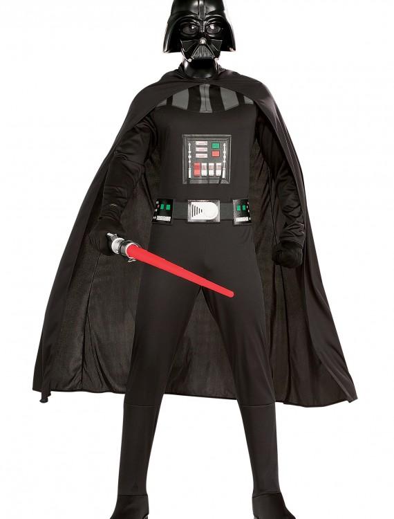 Adult Darth Vader Costume, halloween costume (Adult Darth Vader Costume)