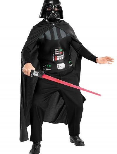 Adult Darth Vader Costume Economy, halloween costume (Adult Darth Vader Costume Economy)