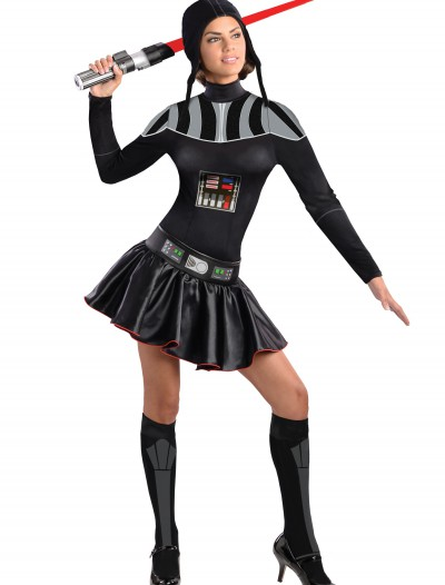 Adult Darth Vader Dress Costume, halloween costume (Adult Darth Vader Dress Costume)