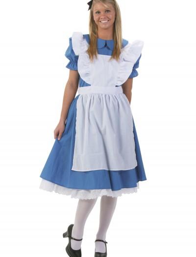Adult Deluxe Alice Costume, halloween costume (Adult Deluxe Alice Costume)