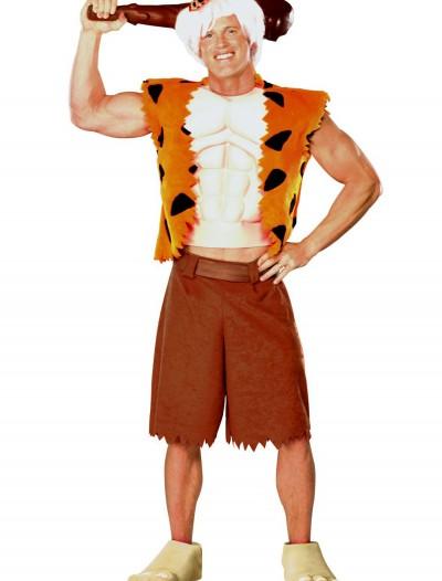 Adult Deluxe Bamm Bamm Costume, halloween costume (Adult Deluxe Bamm Bamm Costume)