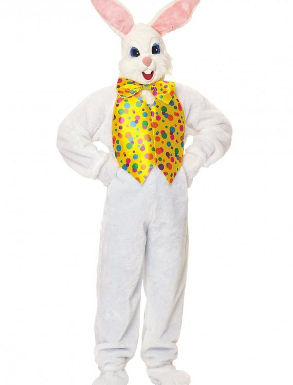 Adult Deluxe Bunny Costume, halloween costume (Adult Deluxe Bunny Costume)