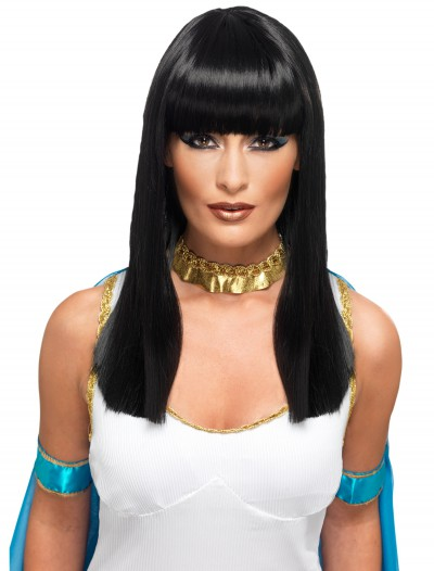 Adult Deluxe Cleopatra Wig, halloween costume (Adult Deluxe Cleopatra Wig)