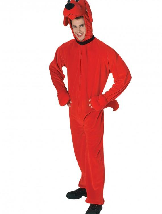 Adult Deluxe Clifford Costume, halloween costume (Adult Deluxe Clifford Costume)
