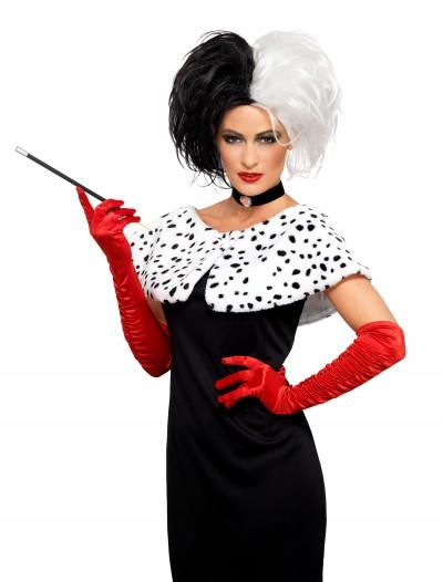 Adult Deluxe Cruel Madame Wig, halloween costume (Adult Deluxe Cruel Madame Wig)