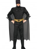 Adult Deluxe Dark Knight Batman Costume, halloween costume (Adult Deluxe Dark Knight Batman Costume)