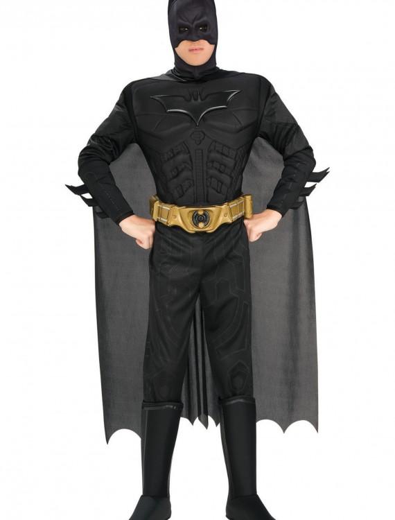 Adult Deluxe Dark Knight Batman Costume, halloween costume (Adult Deluxe Dark Knight Batman Costume)