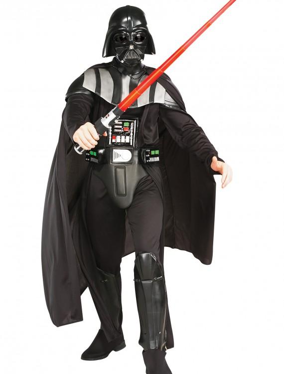 Adult Deluxe Darth Vader Costume, halloween costume (Adult Deluxe Darth Vader Costume)