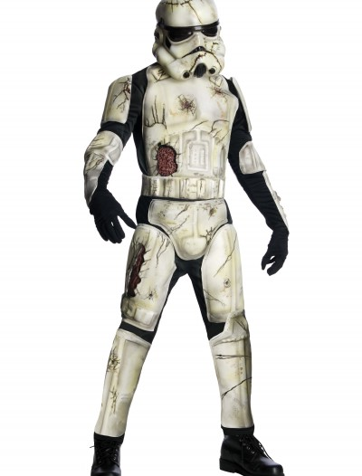 Adult Deluxe Death Trooper Costume, halloween costume (Adult Deluxe Death Trooper Costume)