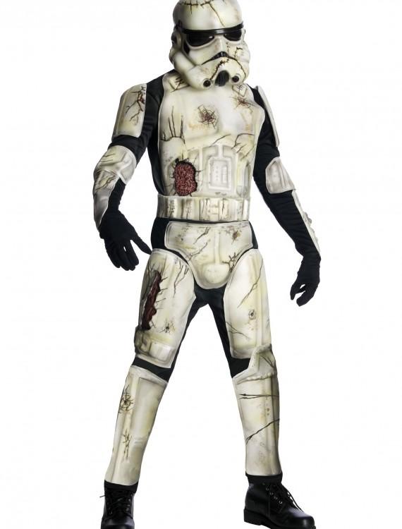 Adult Deluxe Death Trooper Costume, halloween costume (Adult Deluxe Death Trooper Costume)