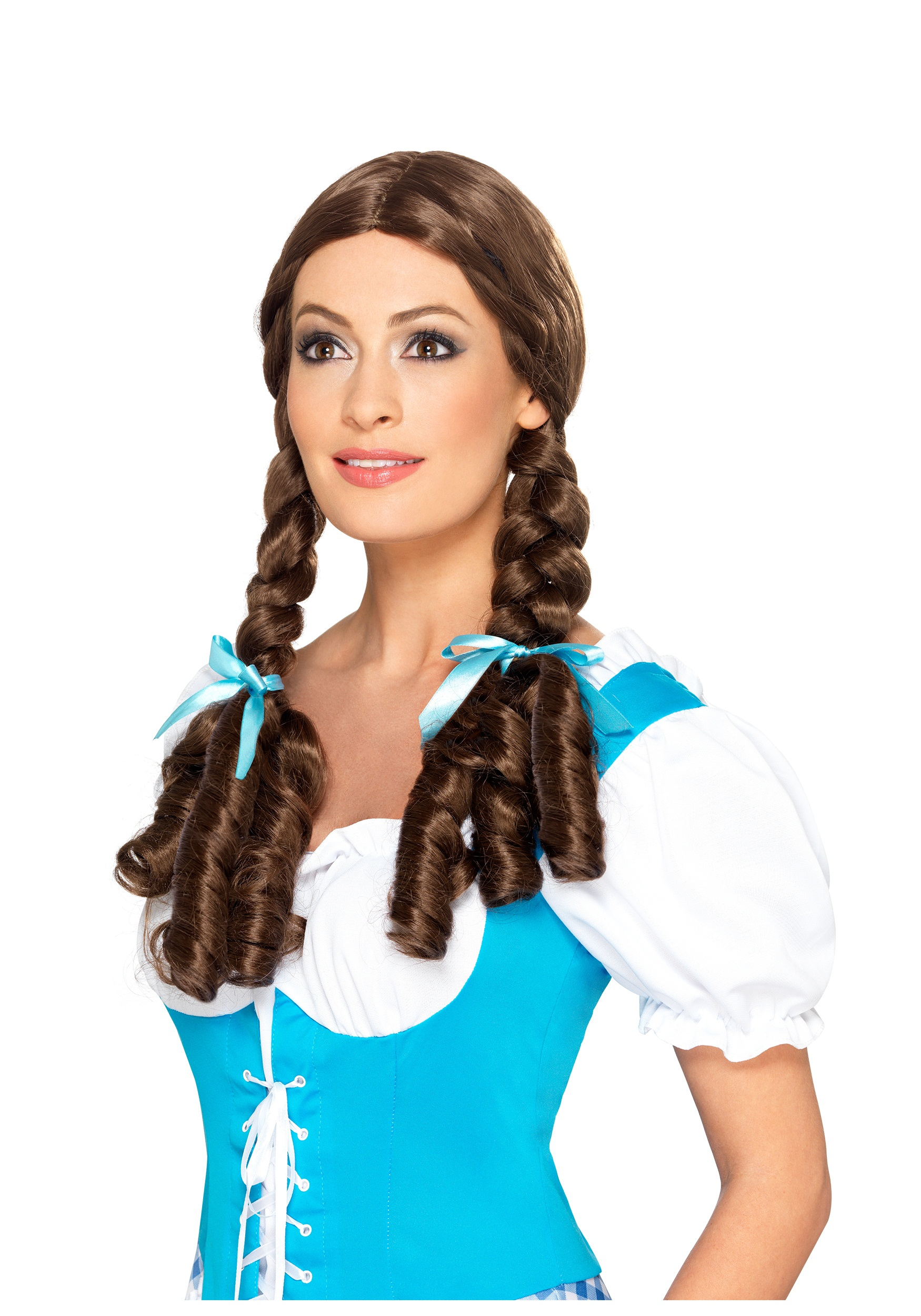 Adult Deluxe Kansas Girl Wig  sc 1 st  Halloween Costumes & Adult Deluxe Kansas Girl Wig - Halloween Costumes
