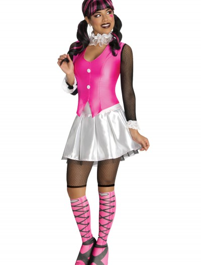 Adult Deluxe Draculaura Costume, halloween costume (Adult Deluxe Draculaura Costume)