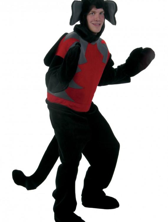 Adult Deluxe Winged Monkey Costume, halloween costume (Adult Deluxe Winged Monkey Costume)