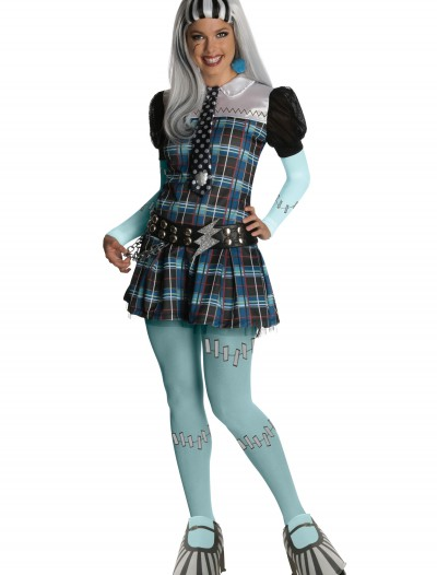 Adult Deluxe Frankie Stein Costume, halloween costume (Adult Deluxe Frankie Stein Costume)