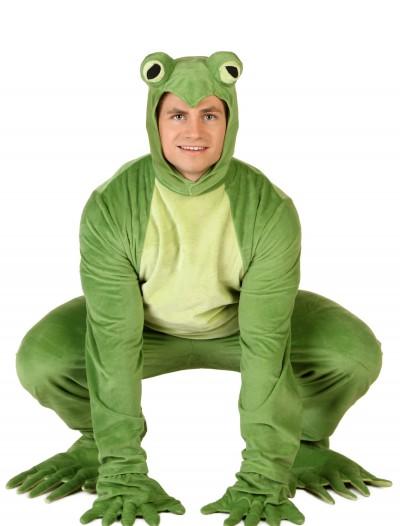 Adult Deluxe Frog Costume, halloween costume (Adult Deluxe Frog Costume)