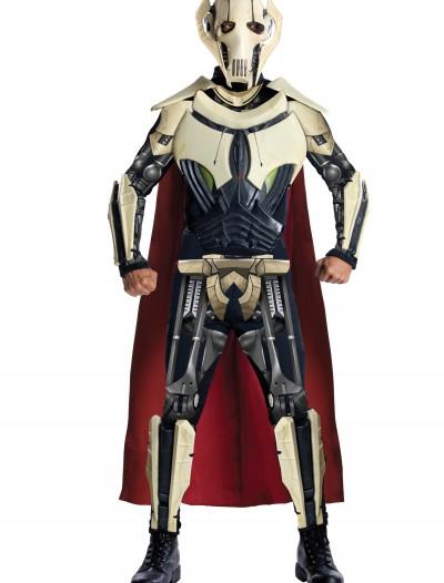 Adult Deluxe General Grievous Costume, halloween costume (Adult Deluxe General Grievous Costume)