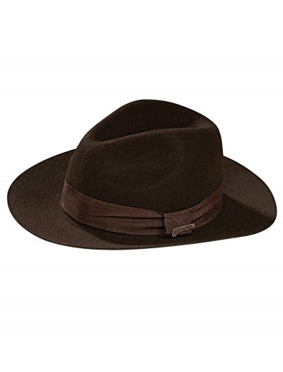 Adult Deluxe Indiana Jones Hat, halloween costume (Adult Deluxe Indiana Jones Hat)