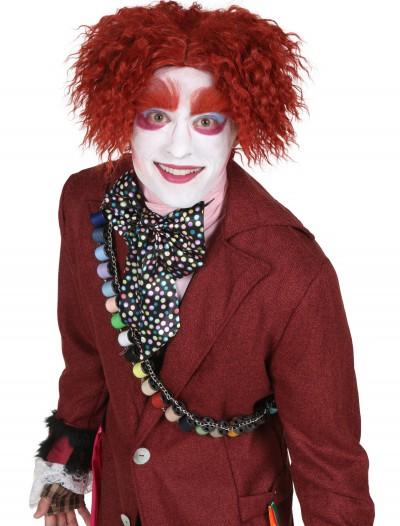 Adult Deluxe Manic Tea Party Wig, halloween costume (Adult Deluxe Manic Tea Party Wig)