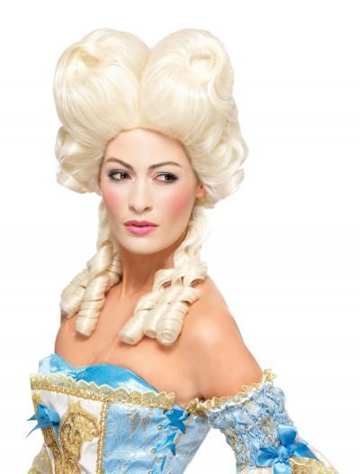 Adult Deluxe Marie Antoinette Wig, halloween costume (Adult Deluxe Marie Antoinette Wig)