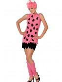 Adult Deluxe Pebbles Flintstone Costume, halloween costume (Adult Deluxe Pebbles Flintstone Costume)