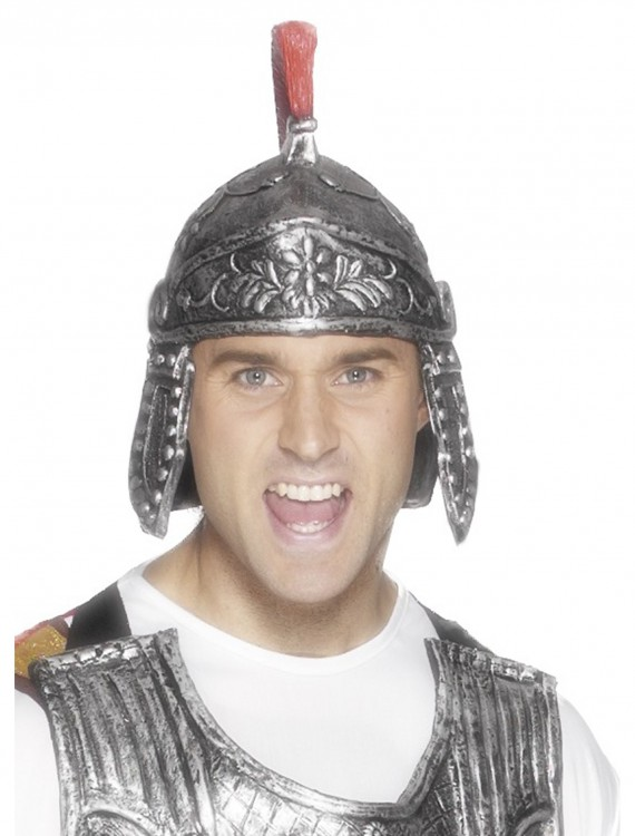 Adult Deluxe Roman Armor Helmet, halloween costume (Adult Deluxe Roman Armor Helmet)