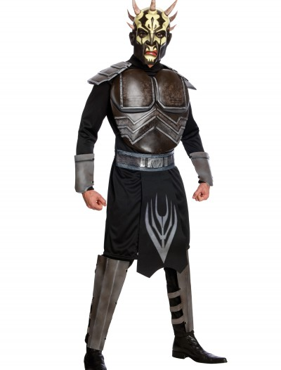 Adult Deluxe Savage Opress Costume, halloween costume (Adult Deluxe Savage Opress Costume)