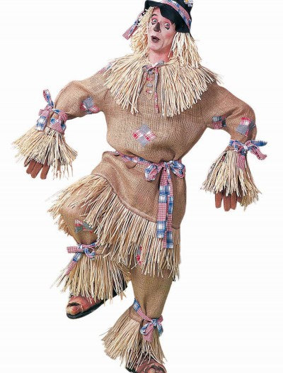 Deluxe Men's Scarecrow Costume, halloween costume (Deluxe Men's Scarecrow Costume)