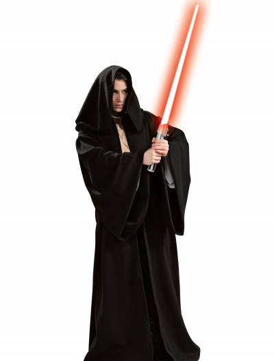 Adult Deluxe Sith Robe, halloween costume (Adult Deluxe Sith Robe)