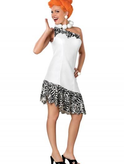 Adult Deluxe Wilma Flintstone Costume, halloween costume (Adult Deluxe Wilma Flintstone Costume)