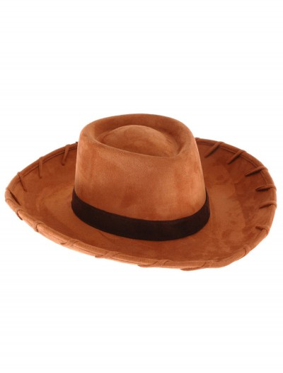 Adult Deluxe Woody Cowboy Hat, halloween costume (Adult Deluxe Woody Cowboy Hat)