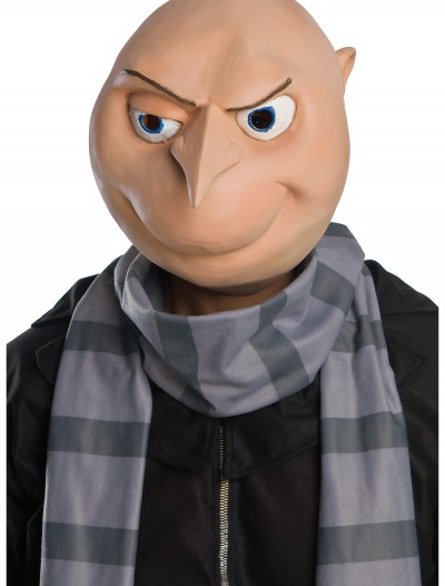 Adult Despicable Me Gru Mask, halloween costume (Adult Despicable Me Gru Mask)