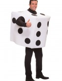 Adult Dice Costume, halloween costume (Adult Dice Costume)