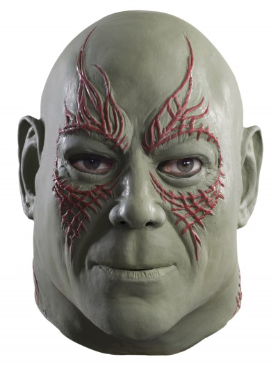 Adult Drax Overhead Mask, halloween costume (Adult Drax Overhead Mask)