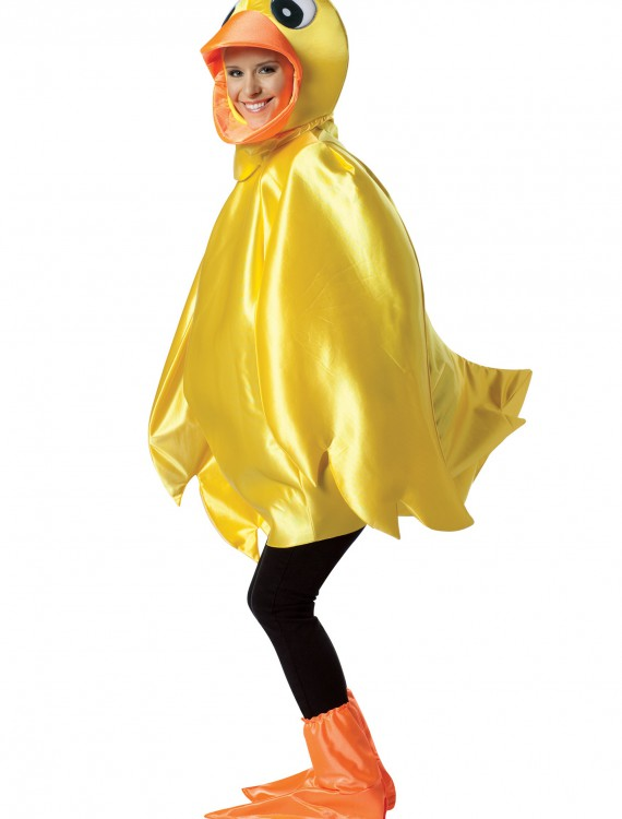 Adult Ducky Costume, halloween costume (Adult Ducky Costume)